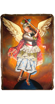 MIGUEL ARCHANGEL OF CALAMARCA