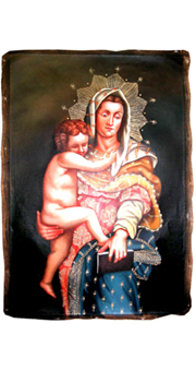 BLESSED VIRGIN AND CHILD JESUS 3