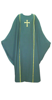 Green Chasuble I