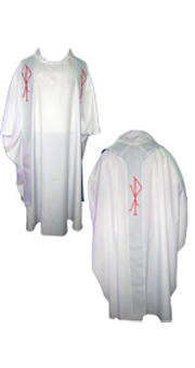 Chasuble with Reversible Stole